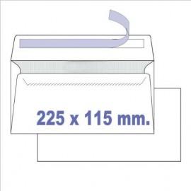 Sobre 115x225mm 90g Caja 500u
