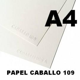 Papel Caballo 109-250gr A4