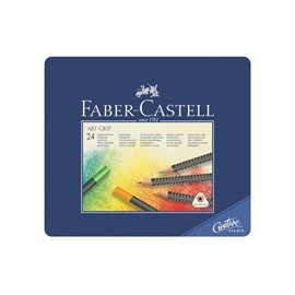 Lapiz 24u Art-Grip Faber-Castell