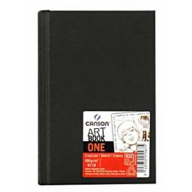 Libro Croquis One-21.6x27.9cm Canson