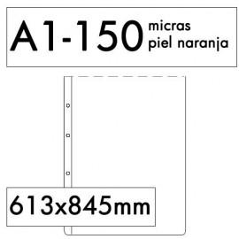 Funda A1 PVC  4 Taladros