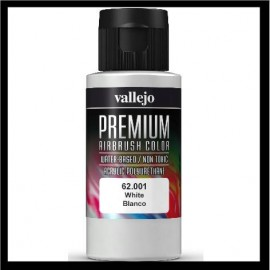 Premium RC-Color Blanco 60ml Vallejo