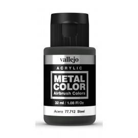 Metal Color Acero 32ml VALLEJO