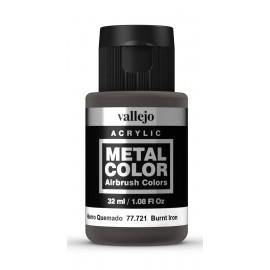 Metal Color Hierro Quemado 32ml VALLEJO