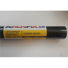 AironFix Pizarra Negra 67,5cmx1,5Mt