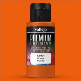 Premium RC-Color Naranja 60ml Vallejo
