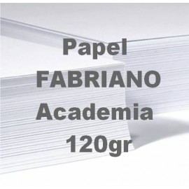 Papel Academia 120g 50x65cm Fabriano