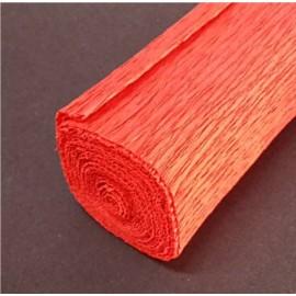 Papel Crespon Florista Rojo 50x250cm