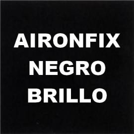 AironFix Negro Brillo 45cmtx1Mt