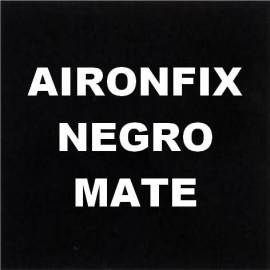 AironFix Negro Mate 45cmtx1Mt