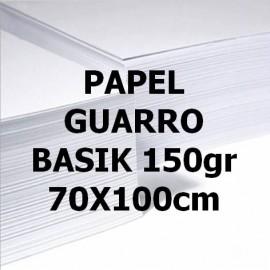 Papel BASIK 150g 70x100 GUARRO