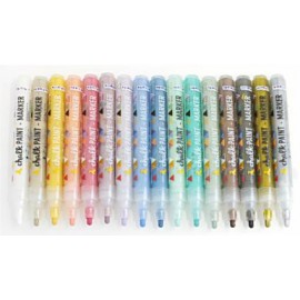 Rotulador Chalk Paint  La Pajarita 16 colores