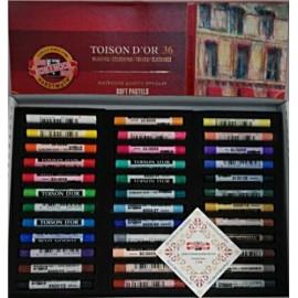 Pastel 36 colores Toison D´or