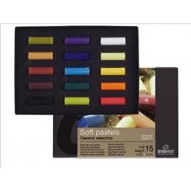 Pastel REMBRANDT caja 15Media Barra