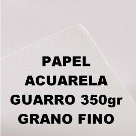 Papel Acuarela 350g GF 50x70 Guarro