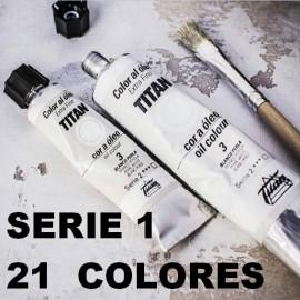 Oleo TITAN Extra Fino SERIE 1 -60ml