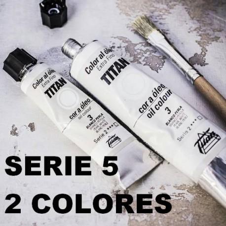 Oleo TITAN Extra Fino SERIE 5 -60ml