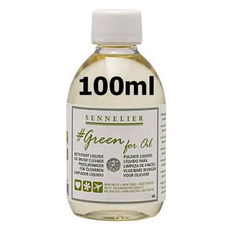 Limpiador 100ml Green For Oil Sennelier