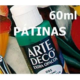 Arte Deco PÁTINAS  60ml Vallejo
