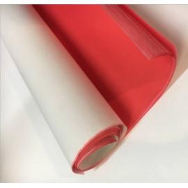 Papel Calco Rojo 45x60cm