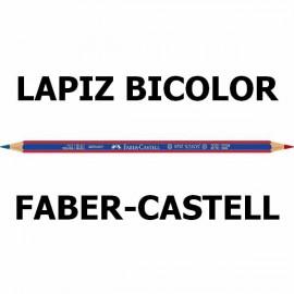 Lapiz Bicolor Janus Faber-Castell
