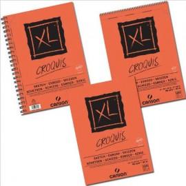 Bloc XL Croquis A5/ap 90g 60hojas Canson