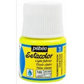 Setacolor Tejidos Claros 45ml Pebeo