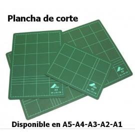 Plancha Corte A4-22x30cm