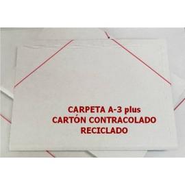 Carpeta A3 Plus Cartón Reciclado
