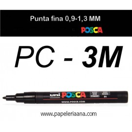 Rotulador POSCA PC3M 0,9-1,3mm