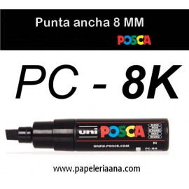 Rotulador POSCA PC8K 8,0mm
