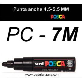 Rotulador POSCA PC7M 4,5-5,5mm