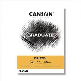 Canson Graduate Bristol A5 14.8x21cm