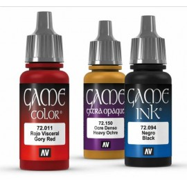 Game Color Extra Opaco 17ml Vallejo