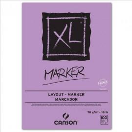 Bloc Marker XL 70g A3 Canson