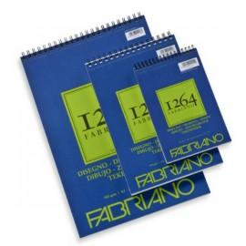 Bloc 1264 Dibujo A3 Fabriano