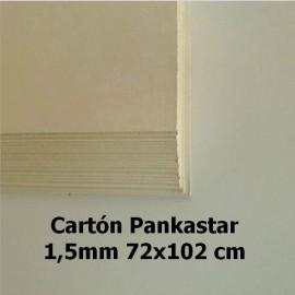 Cartón Pankastar 1,15mm 72x102cm