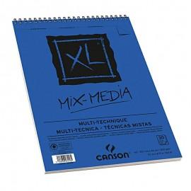 Bloc XL Mixmedia A3 300g 30hojas Canson
