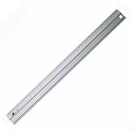 Regla Aluminio 40cm